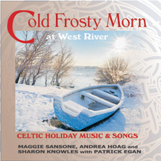 Cold Frosty Morn at West River CD cover
