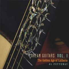 Dream Guitars Vol. I  CD