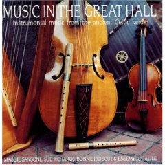 Music in the Great Hall CD