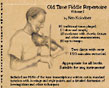 Old Time Fiddle Repertoire, Vol. I