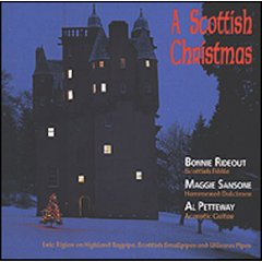 A Scottish Christmas Cover