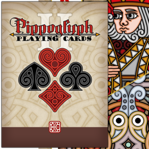 Pippoglyph Playing Cards
