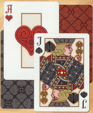 Detailed Image of Playing Cards