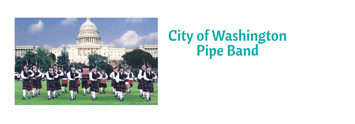 City of Washington Pipe Band