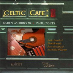 Celtic Cafe ~ Karen Ashbrook